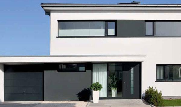 poseur de portes d 39 entr e mfb. Black Bedroom Furniture Sets. Home Design Ideas